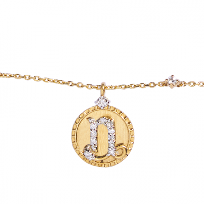 Capricorn bracelet